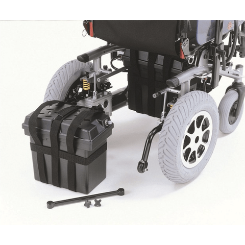 Merits Health Heavy-Duty Electric Wheelchair P181