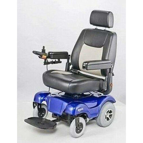Merits Health Regal 12V/34Ah 180W Heavy Duty Electric Wheelchair P310