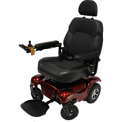 Merits Health Regal Electric Wheelchair P310