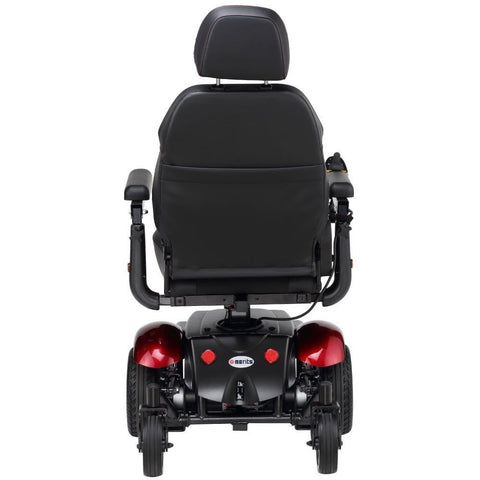 Merits Health Vision Sport 12V/35Ah 500W Mid-Wheel Electric Wheelchair with Lift P326D