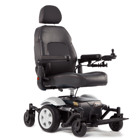 Merits Health Vision Sport Electric Wheelchair P326A/P326D