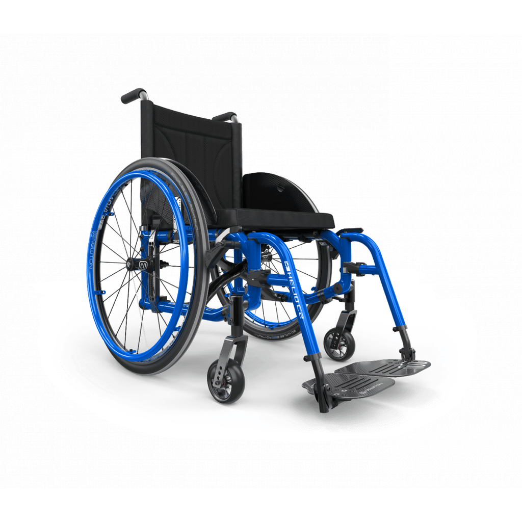 Motion Composites HELIO C2 Ultralight Folding Wheelchair C2WC05