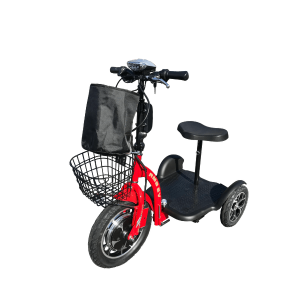 RMB Protean 48V/10Ah 500W Folding 3-Wheel Electric Scooter RMB-P