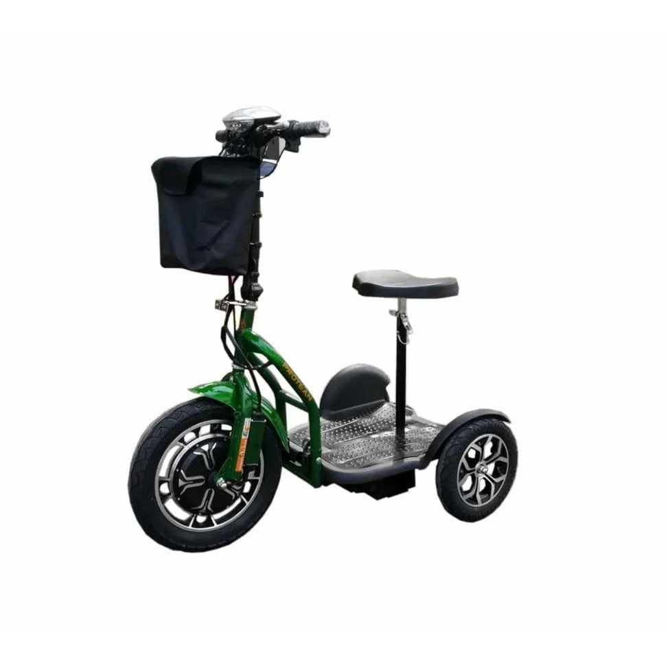 RMB Protean 48V/10Ah 500W Folding 3-Wheel Mobility Scooter RMB-P