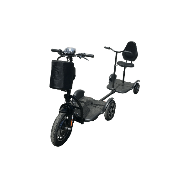 RMB with Back Rest and Handlebars Tag-a-Long Accessory RMB-TAL