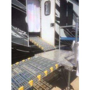 Roll-A-Ramp RV and Trailer Portable Ramp RV#1