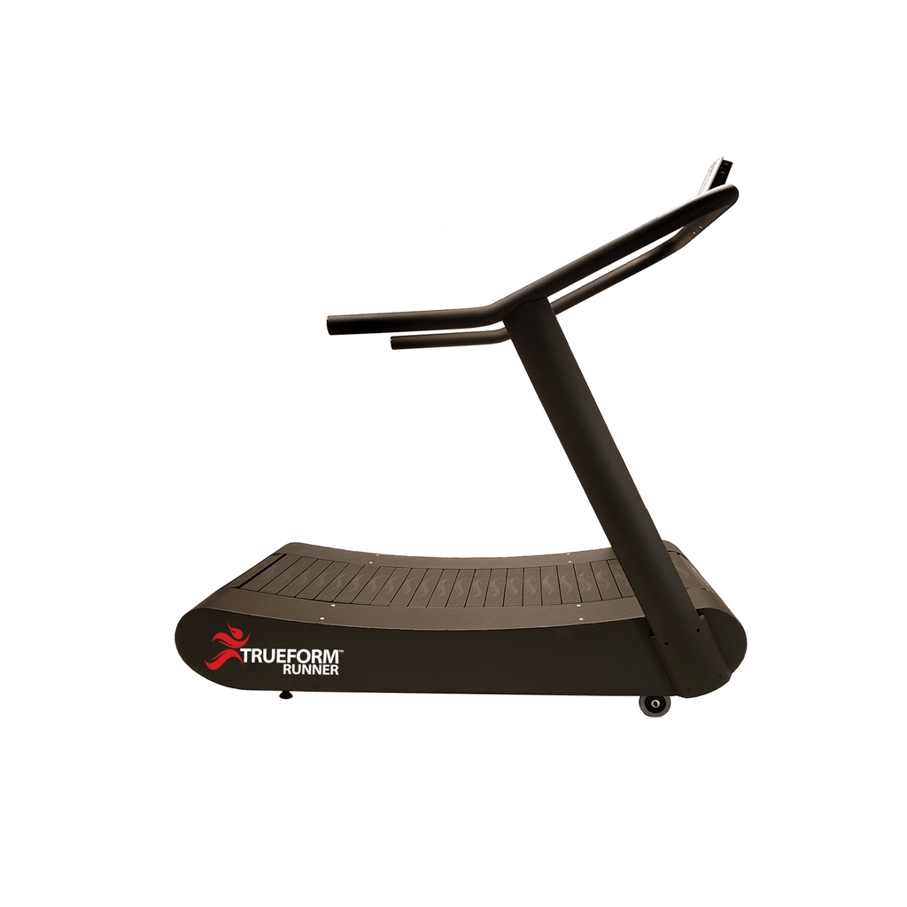 "Trueform Runner 17"" Wide Curved Treadmill TFR-D"
