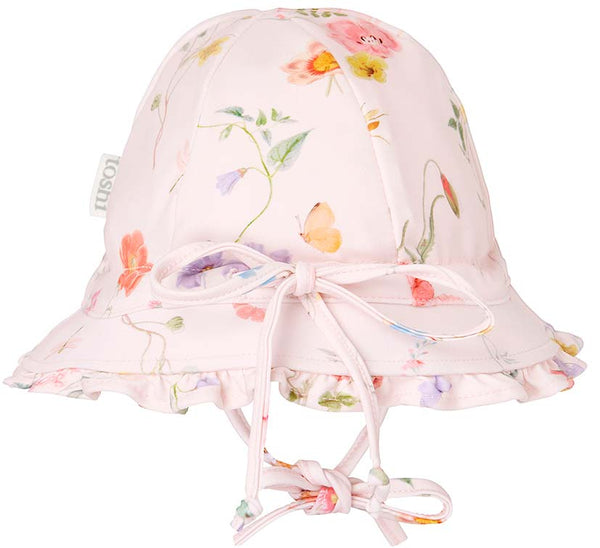 Toshi Swim Bell Hat Floral Mermaid