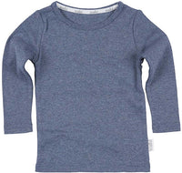 Toshi Organic Long Sleeve Tee Dreamtime Moonlight
