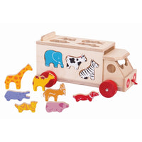 Animal Shapes Lorry