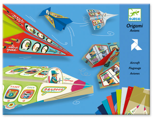Origami Aircraft Paper Planes