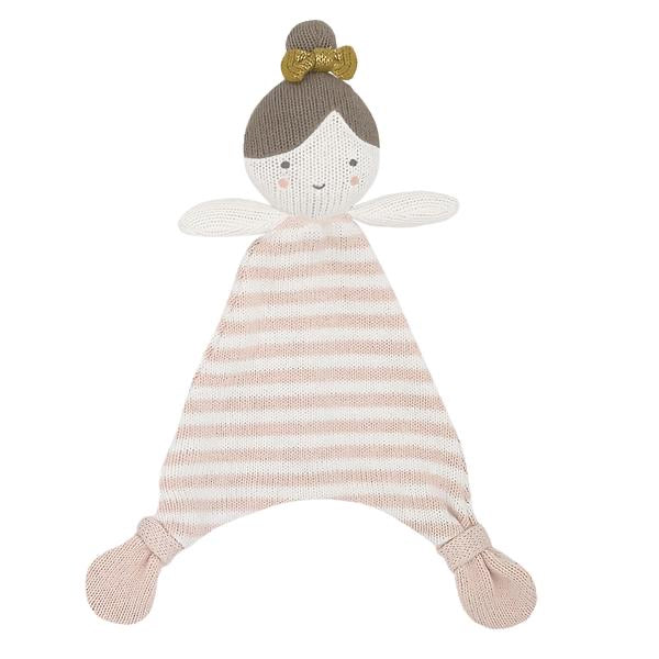 Sophie the Ballerina Knitted Security Blanket
