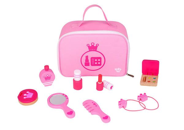 11 Piece Makeup Case