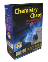 Chemistry Chaos - 19 Experiments