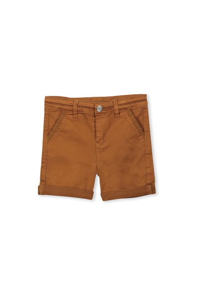 Milky Baby Toffee Shorts