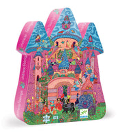 54pc Fairy Castle Puzzle with Silhouette Box