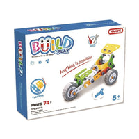 Build and Play Trike Bike 74pce Set