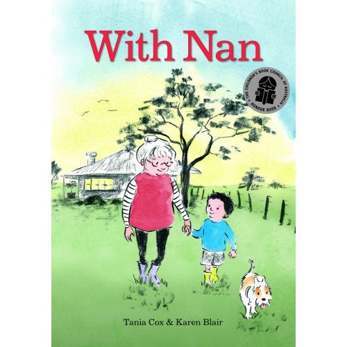 With Nan Book