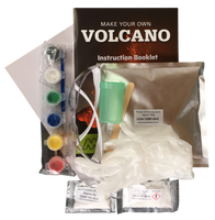 Make Your Own Volcano + More