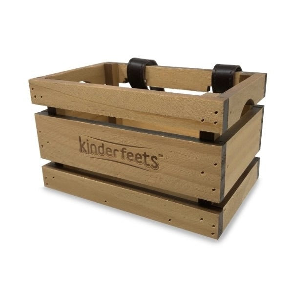 Kinderfeets carry crate
