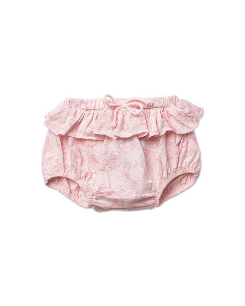 Walnut May Gibbs Gigi Bloomers Blush Blooms