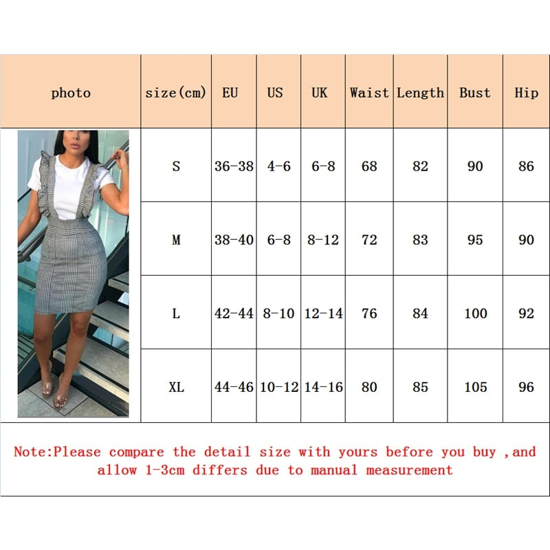 Bodycon High Waist Mini