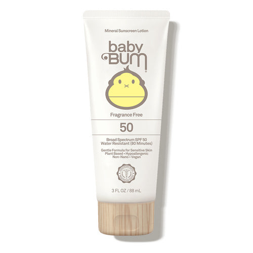 SPF 50 Baby Bum Lotion