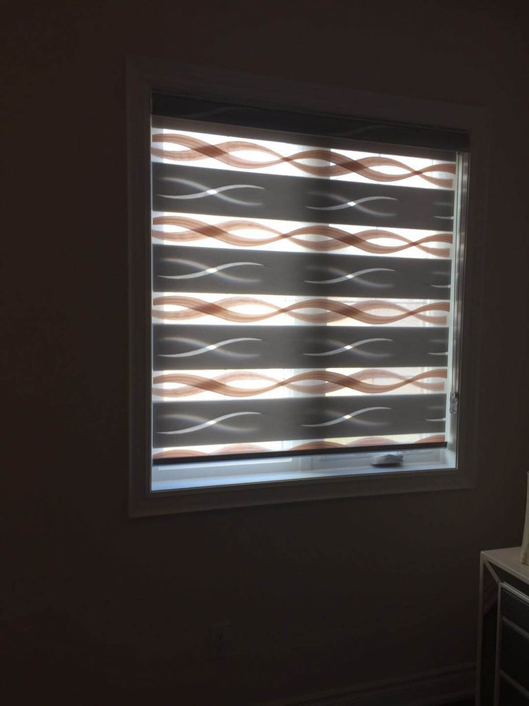 A7 Series Zebra Blinds