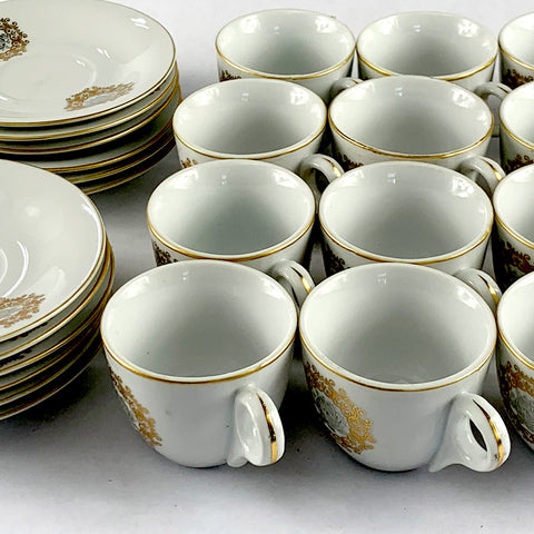24 pcs - Coffee Cups | 24 የቡና ስኒዎች