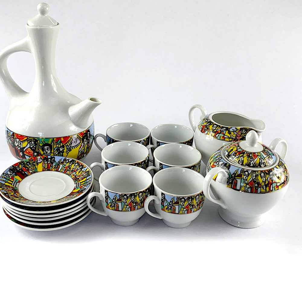 Appliances & Utensils Traditional coffee sets, plates, coffee cups and many more