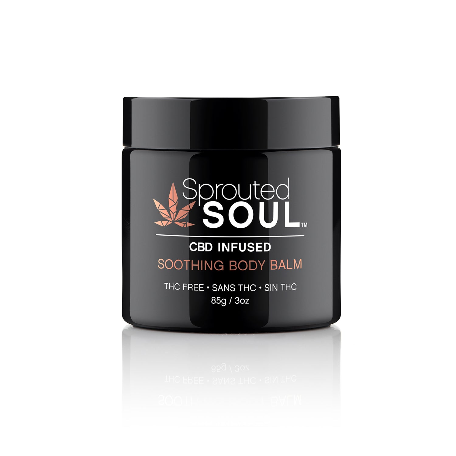 Sprouted Soul - Soothing Body Balm