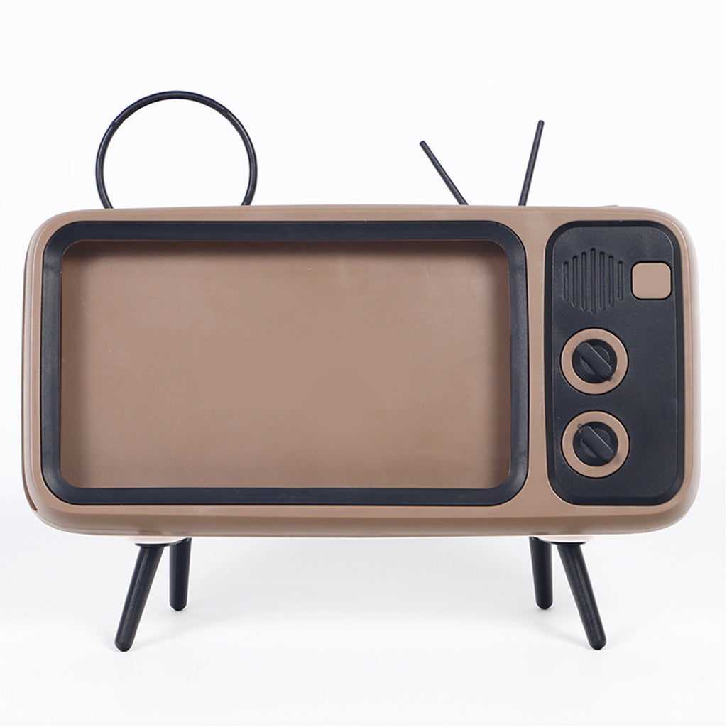 RETRO TV BLUETOOTH SPEAKER MOBILE PHONE HOLDER FREE SHIPPING - AmineMarket-Online shopping for the latest Products