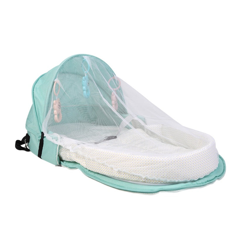 Portable Travel Bed for Baby - AmineMarket-Online shopping for the latest Products