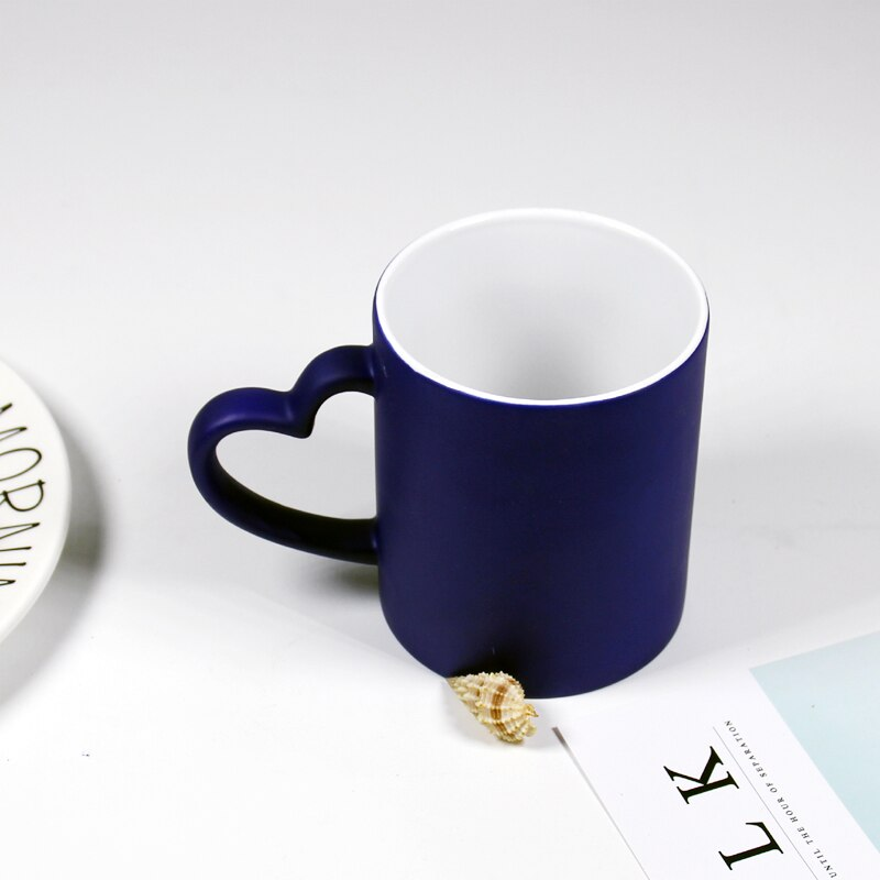 Custom Your Magic Mug Heat Sensitive - AmineMarket-Online shopping for the latest Products