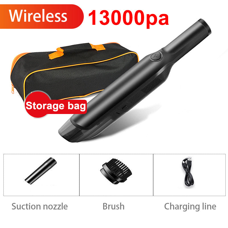 Car Vacuum Cleaner Handheld  Rechargeable - AmineMarket-Online shopping for the latest Products
