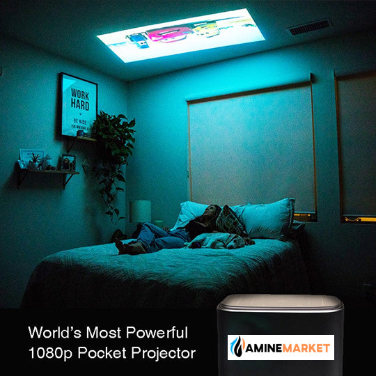 Smart Mini Projector Free Shipping - AmineMarket-Online shopping for the latest Products
