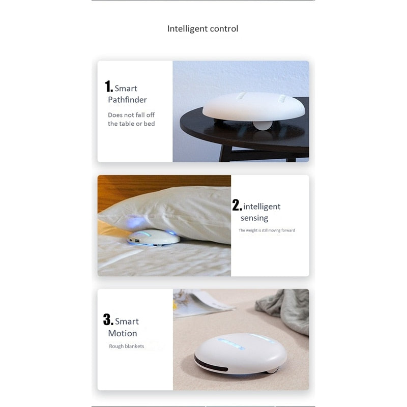 BACTERIA KILLING ROBOT CLEANSEBOT FOR PRACTICAL CONVENIENT HOME - AmineMarket-Online shopping for the latest Products