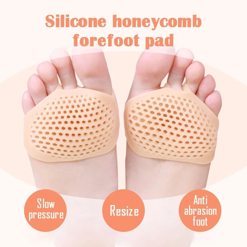 Soft Honeycomb Forefoot Pain Relief - AmineMarket-Online shopping for the latest Products