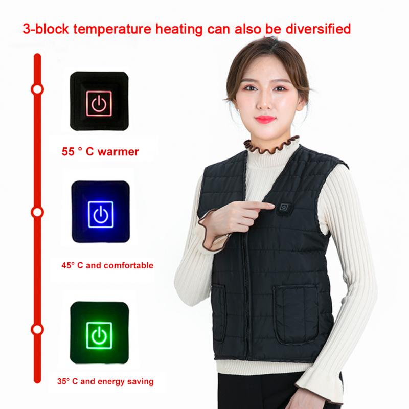 (Last chance promotion-50% OFF)Unisex Warming Heated Vest - AmineMarket-Online shopping for the latest Products