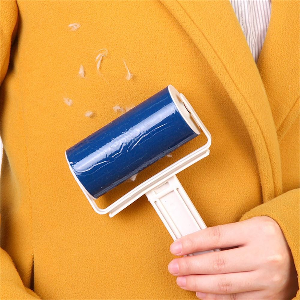 Washable Roller Cleaner Lint Sticky Picker Pet Hair Clothes furniture Fluff Remover Brush - AmineMarket-Online shopping for the latest Products