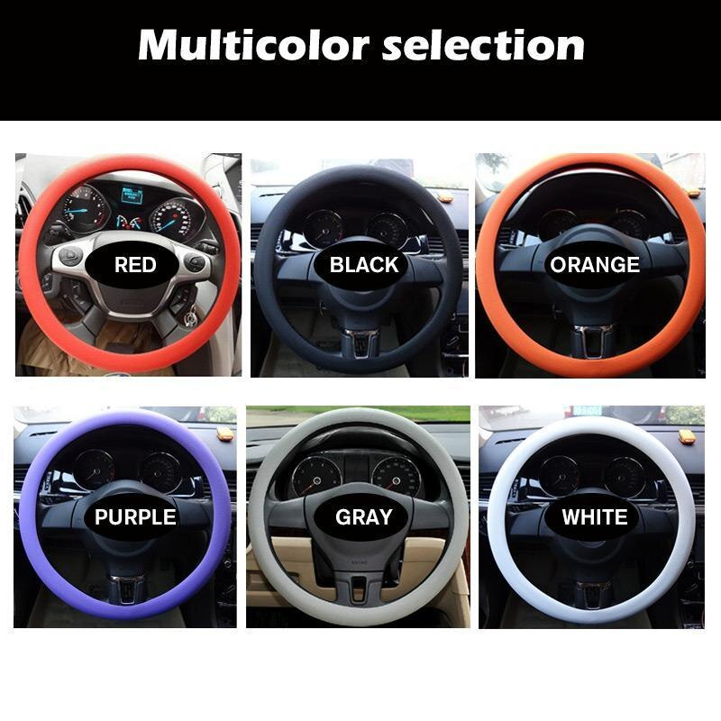Car Steering Wheel Protective Cover - AmineMarket-Online shopping for the latest Products