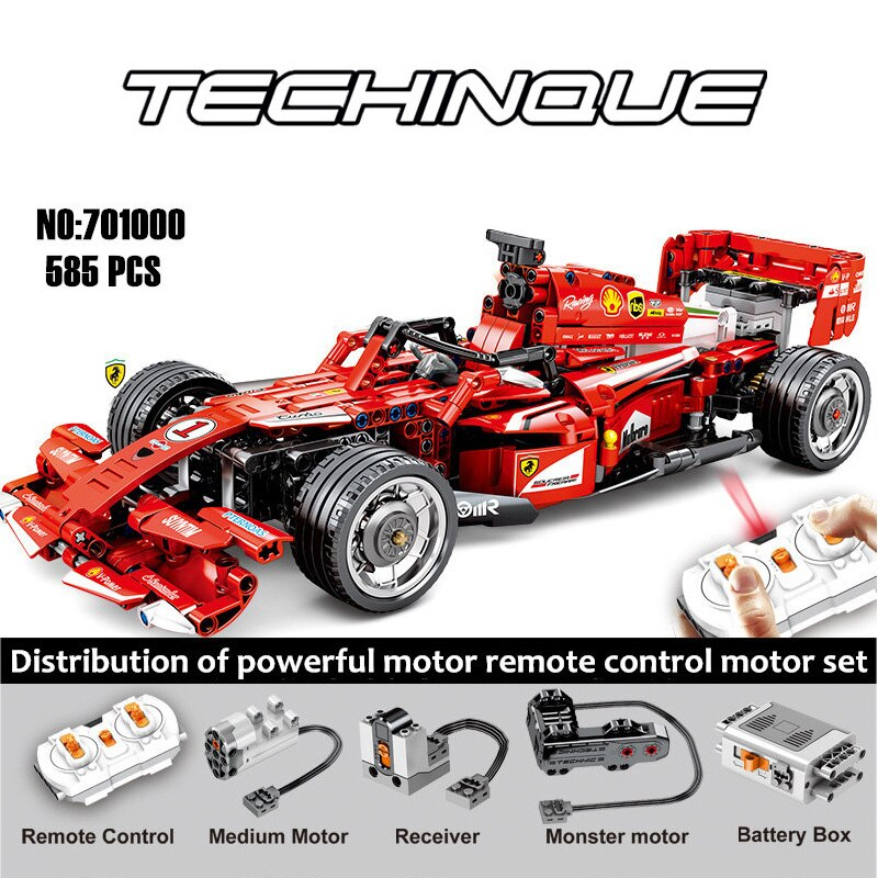 RC Race Buggy Technic Voiture Building - AmineMarket-Online shopping for the latest Products