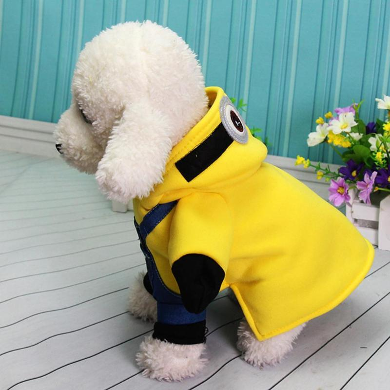 Pet Costume Puppy Clothes Winter Autumn Warm Coat - AmineMarket-Online shopping for the latest Products