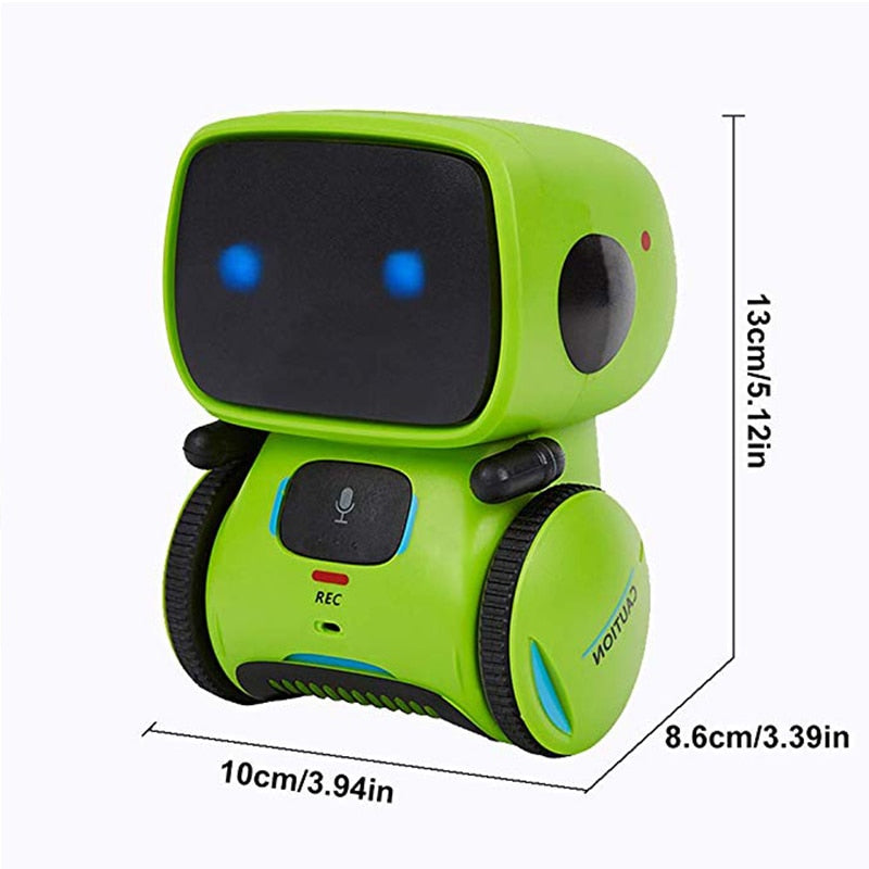 Voice Command  Smart Robotic New years Gifts - AmineMarket-Online shopping for the latest Products