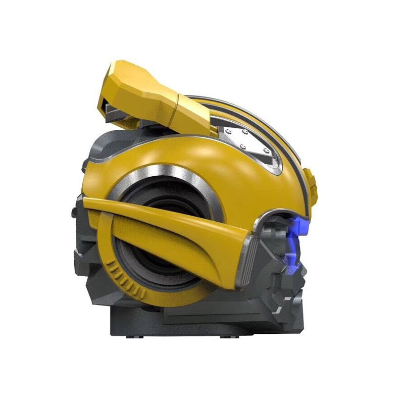 High-end Bumblebee Helmet Speaker - AmineMarket-Online shopping for the latest Products