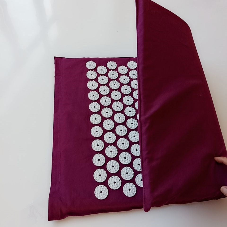 AMINEMARKET Acupressure Therapy Mat + Pillow - AmineMarket-Online shopping for the latest Products