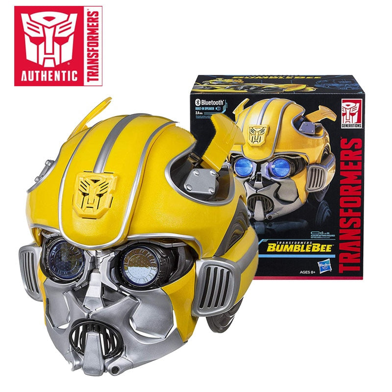 Transformers Bumblebee Helmet Speaker - AmineMarket-Online shopping for the latest Products