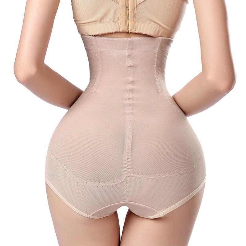 WOMEN SHAPER WAIST TRAINER TUMMY CONTROL PANTIES - AmineMarket-Online shopping for the latest Products