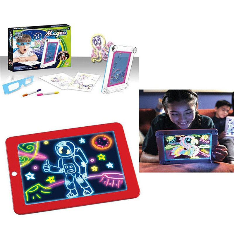 3D Magic Drawing Pad - AmineMarket-Online shopping for the latest Products
