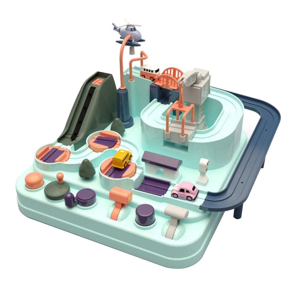 Interactive Track PlaySet ABS Gift - AmineMarket-Online shopping for the latest Products